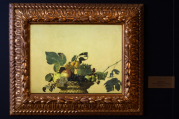 DAW-Caravaggio-Basket of Fruit-Piancoteca Ambrosiana