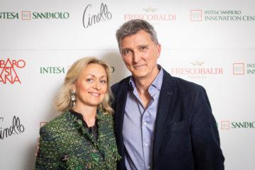 Francesca Citerresi e Paolo Parri