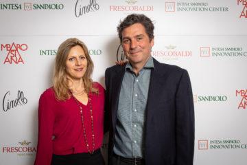 Alessandra e Filippo Orsi Mangelli