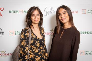 Beatrice Tanzi e Ginevra Terni De Gegory