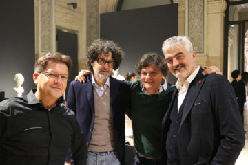 John Blem, Eliano Lodesani, Mario Cristiani, Luca Renzi