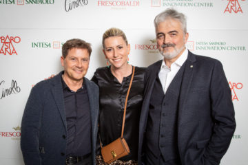 John Blem-Federica Pesce-Luca Renzi
