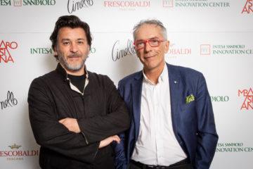 Paolo Manazza e Massimo Mattioli