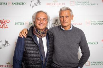 Roberto Calcaterra e Mario Manzo