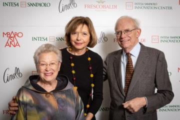 Adriana Polveroni-Grazia e Gianni Bolongaro